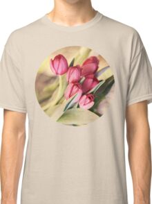 Vintage Tulips Classic T-Shirt
