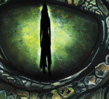 Dragon's eye Sticker