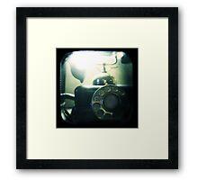 Predecessor Framed Print