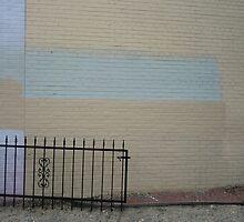 Blank Wall by Cori Redford