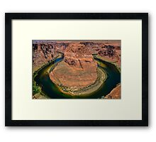 Horseshoe Bend Arizona Framed Print