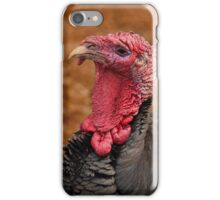 Ode to Christmas Dinner iPhone Case/Skin