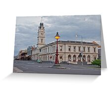 Ballarat 6:30 Greeting Card