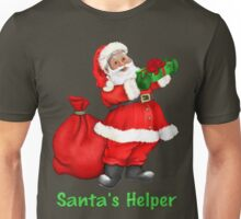 Jolly Santa Claus Unisex T-Shirt
