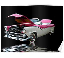 '55 Ford Poster