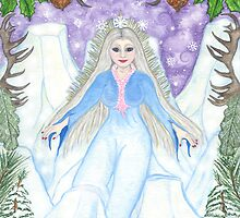 Ice Queen by CiannaRose