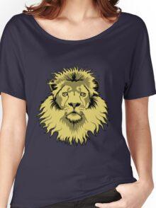 Lion Head Women's Relaxed Fit T-Shirt
