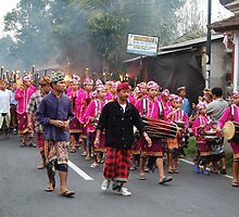 Bali Festival 1 by Charuhas  Images