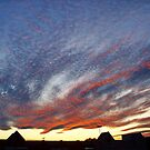 Mysterious Unusual Sky   by fiat777