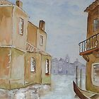 The Grand Canal by Mary Campbell