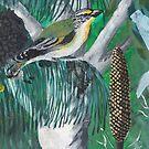 Bird Mural by ScenerybyDesign