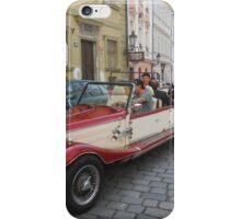 A classic car  iPhone Case/Skin