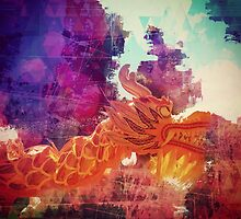 Chinese Dragon by bborchert