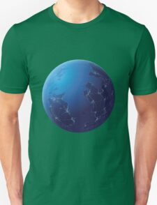 Firefox Nightly Logo Unisex T-Shirt