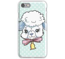 Kitsch Critter Layton the Lamb iPhone Case/Skin