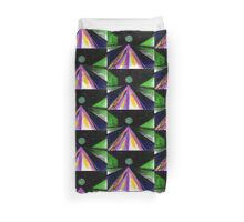 Space Highway Duvet Cover
