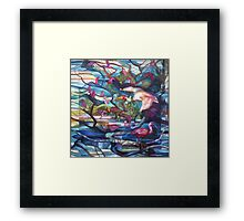 ibis Framed Print