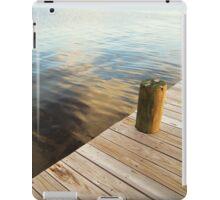 River Zen iPad Case/Skin