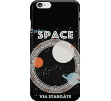 Explore Space iPhone Case/Skin