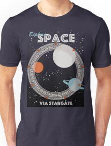 Explore Space Unisex T-Shirt