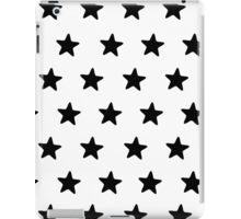 Be a star - black & white iPad Case/Skin