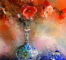 Flowers-Still Life Still Lives by © Helen Chierego