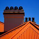 Lighthouse Keepers Cottage - Palm Beach - Sydney - Australia by Bryan Freeman