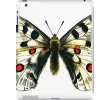 Vintage Butterfly iPad Case/Skin