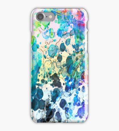 Energy Translucent Haiku iPhone Case/Skin