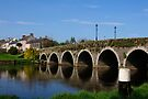 The Bridge at Goresbridge, County Kilkenny, Ireland by Andrew Jones
