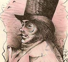 Francisco José de Goya y Lucientes by John Dicandia  ( JinnDoW )