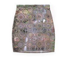 Cubic Falls Mini Skirt