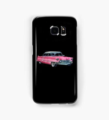 Pink Cadillac Samsung Galaxy Case/Skin