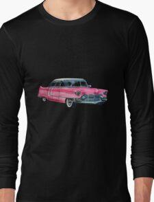 Pink Cadillac Long Sleeve T-Shirt