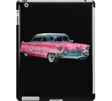 Pink Cadillac iPad Case/Skin