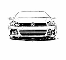 GTI R by Paperscratchers