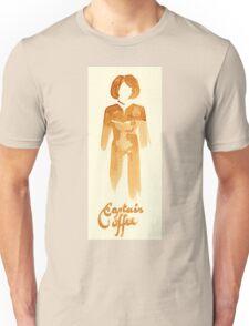 Captain Coffee - Coffee Wash Unisex T-Shirt