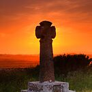 Celtic Cross by Mark Robson