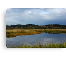 Ridgefield Washington Wildlife Refuge  Canvas Print