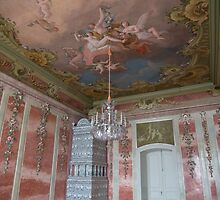 Latvia. Rundale Palace. Interior. by vadim19