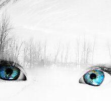 Winter blue by Olga