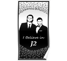Special Supernatural Request - I Believe in J2! Poster