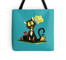SkyeCatz: Cindy the Gremlin Tote Bag