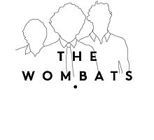 The Wombats Photographic Print