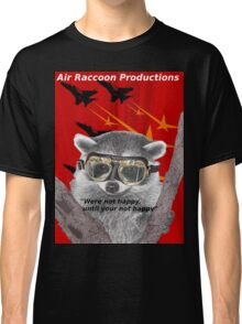 Air Raccoon Productions Classic T-Shirt