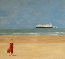 Coming Ashore by Terence  Kelly