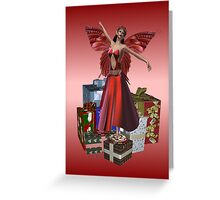 Fairy Gifts Greeting Card