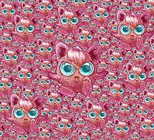 Jigglypuff Infinity by James Fosdike