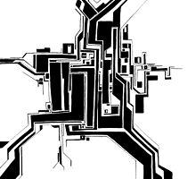mind roots by Modernistart