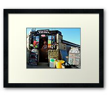 Coastal Britain Framed Print